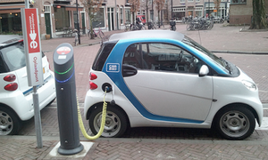 The Netherlands proves its commitment to electric cars