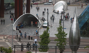 Free lockers available at 18 Septemberplein in Eindhoven