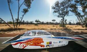 Dutch teams take top spots in 2015 World Solar Car Challenge