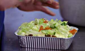 Dutch Kapsalon makes it to Mumbai kebab shop