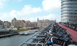 Amsterdam most bicycle-friendly city in the world