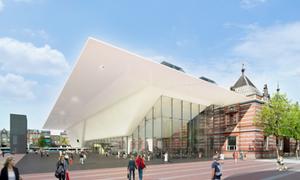 Stedelijk Museum re-opens