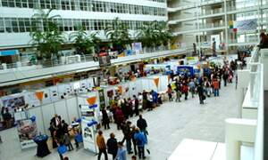 Feel at Home in The Hague - The International Community Fair 2010