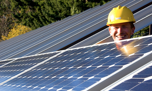 Solar power increasing, but has a long way to go in NL