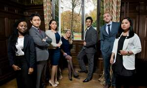 Experience MBA life at Nyenrode for a weekend