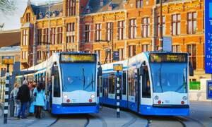Public transport strike scheduled for 15 October in Amsterdam