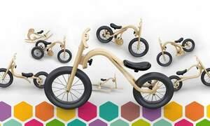 Leg&Go bike for kids: eight bikes in one