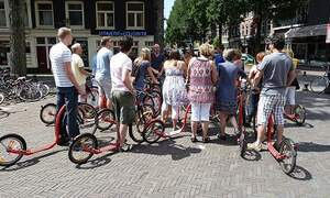 Record high number of tourists visited the Netherlands in 2012