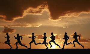 Feeling down or struggling with winter blues? Try running therapy