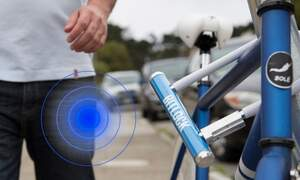 Bitlock: (Un)lock your bicycle with the click of a button!