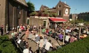 Top summer terraces in the Netherlands