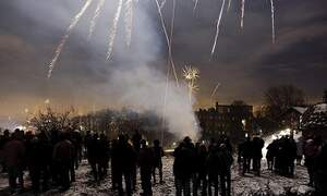 How and where to buy New Year's fireworks in Amsterdam