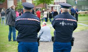 Where is the most anti-social behaviour in the Netherlands?