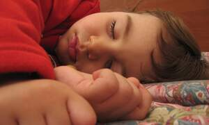 How well does your child sleep?