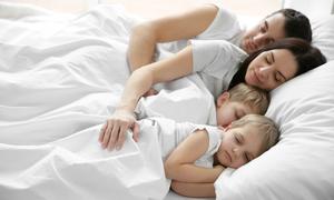 Dutch people sleep longer than anyone else in the world