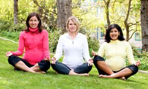 Prenatal Yoga: Second Trimester