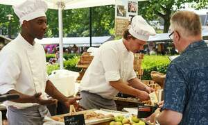 10 stand-out Amsterdam food markets