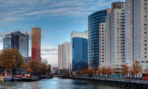 Amsterdam and Rotterdam among world's most sustainable cities