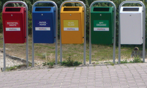 The Netherlands has the best waste management in Europe