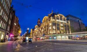 Amsterdam shops to open 24 hours during a year-long trial