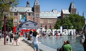 Amsterdam fourth most creative global city
