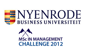 MSc in Management Challenge by Nyenrode