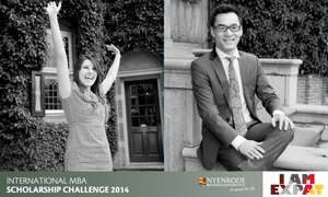 IMBA Scholarship Challenge: meet the previous winners