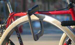 Grasp Bike Lock: say goodbye to keys