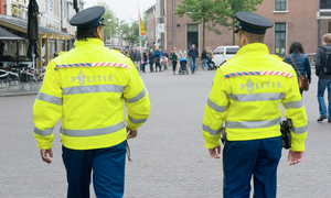 Decrease in use of force by police in major Randstad cities