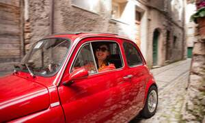 500cuori: One expat's Fiat 500 journey to raise heart disease awareness