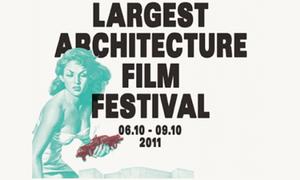 Architecture Film Festival Rotterdam 2011