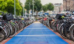 Cycling Barometer 2015: Netherlands one of Europe's top bike havens