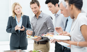 ABN AMRO expat lunch: participate and receive a 50 euro voucher