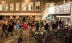 Art and entertainment for internationals at De Brakke Grond