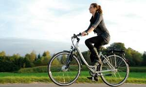 Electric bicycle use on the rise in NL