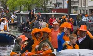 One last time: Celebrating Queen's Day 2013