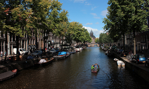 Amsterdam among Europe's hottest destinations in 2013