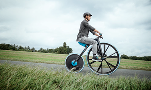The 'Concept 1865': old-fashioned cycling with a modern twist