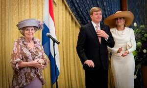 Amsterdammers more positive about the Dutch monarchy