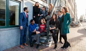 Do your MBA in Amsterdam and connect with European business
