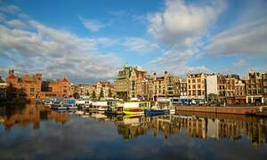 Amsterdam in the top 5 of Europe's most dynamic cities ranking