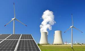 Dutch proposal for cheap power on windy and sunny days
