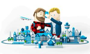 Layover with a Local: Share your Amsterdam with a KLM traveller
