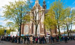 Amsterdam launches website with museum waiting-times