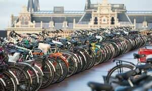 Amsterdam accelerating development of new cycling facilities
