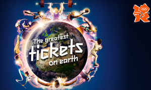 """The greatest tickets on earth"" require Visa"