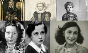 Six memorable women in Dutch history