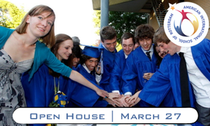 Open House at the American International School Rotterdam (AISR)