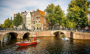 The Netherlands has sixth richest population in the world