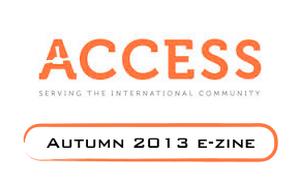 [Autumn 2013] ACCESS e-zine